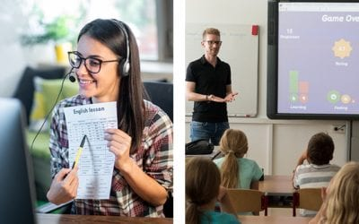 School 2020: Online Learning, In-Person Classes, and Hybrid Programs