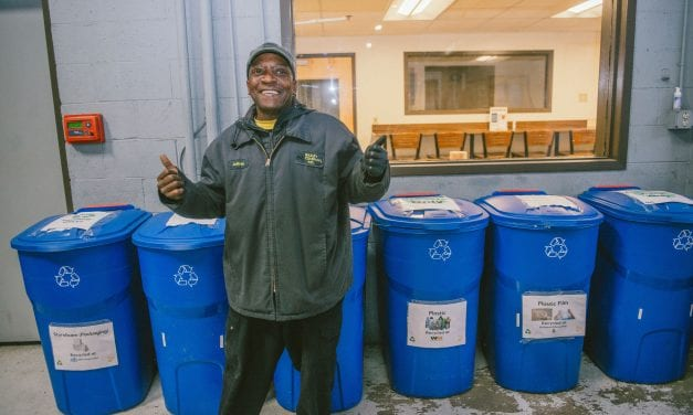 The Bailey Company Sees the Plusses of a Zero Waste Initiative