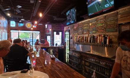 DINING During COVID-19: How One Franklin Taproom is Surviving