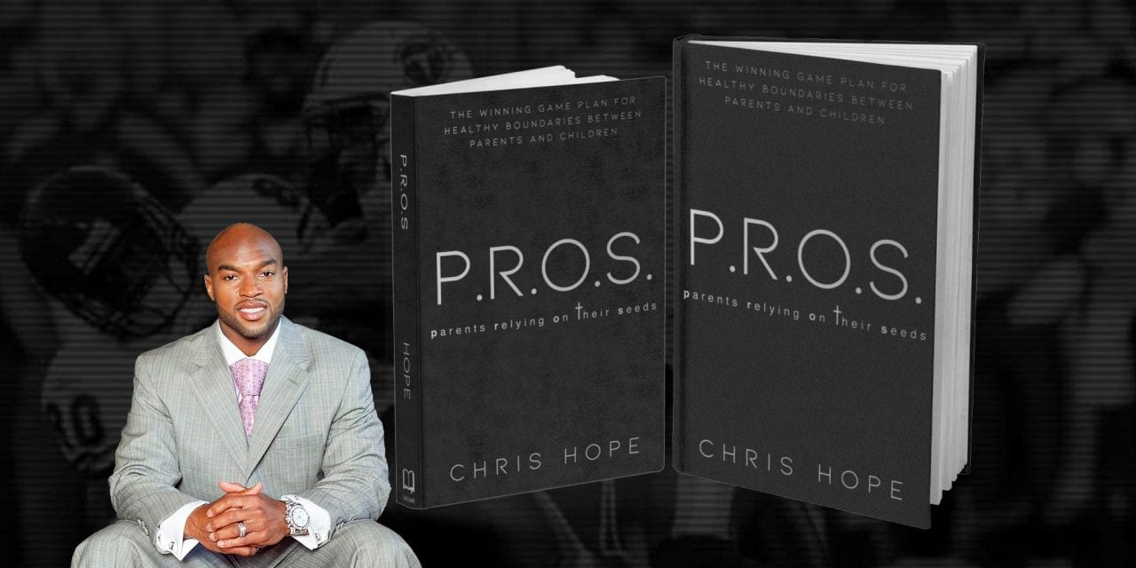 The Values of Hope: Chris Hope Discusses His Book P.R.O.S.