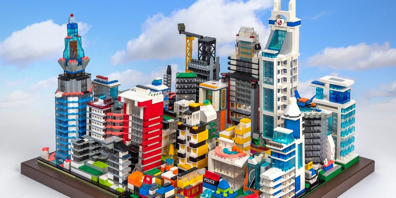 Photographer Kerry Woo Gets Creative with LEGOs