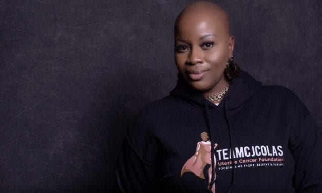 TeamCJColas Gives Uterine Cancer Education, Support