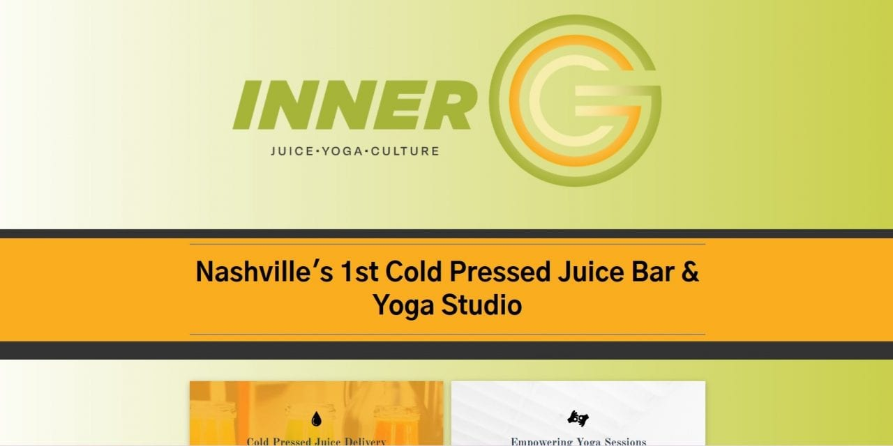 InnerG Juice & Yoga Offers Nutrition, Exercise