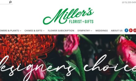Miller's Florist Continues to Serve the Greater Nashville Area