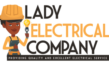 Lady Electrical Company is Wired for Work