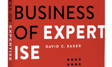David C. Baker on the Business of Being an Expert